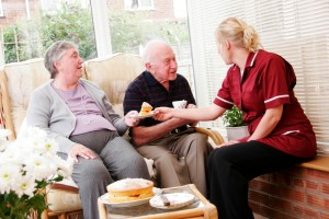 In Home Care, Senior Caregiver Services